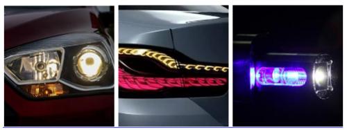 汽车照明三国争霸:LED/OLED/激光车灯,谁是未来的主流?0
