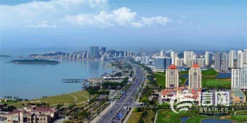 """""""科技创新""""让青岛西海岸新区发展更具活力0"""