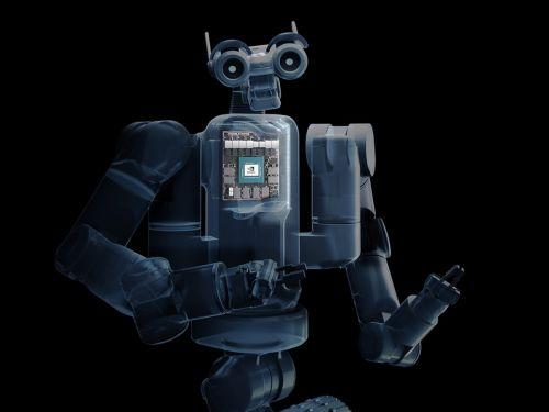 英伟达布局机器人领域,推出专用芯片及平台0