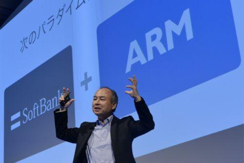 软银拟7.75亿美元出售ARM中国公司51%股权0
