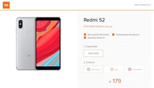 红米S2登陆西班牙:1300元1