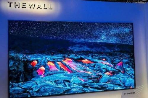 传三星Micro LED电视7月量产 订单客制化抢攻100吋以上市场0