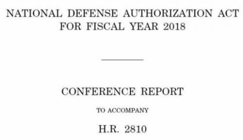 中兴回应美参议院投票事件,NDAA暂无法律效力0