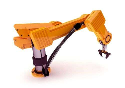 机器人技术基础之抓手篇3
