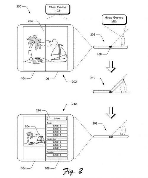 微软入局 可折叠手机或即将上市3