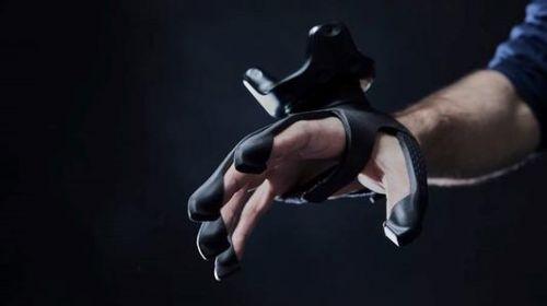 Plexus VR触觉传感器手套  跟踪手指每个关节0