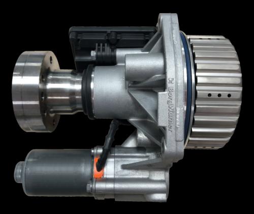 博格华纳最新全轮驱动技术用于领克(Lynk & Co)010