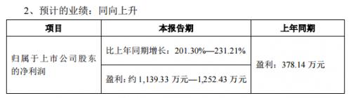 物联网收入持续增长,北京君正2018上半年净利预增达231%0