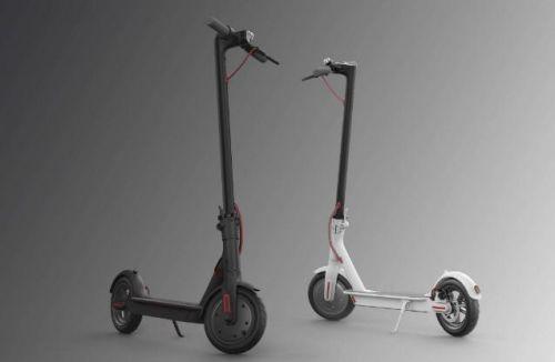 小米成为美国最大的电动滑板车供应商0