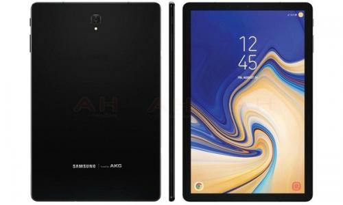 三星Galaxy Tab S4平板电脑曝光:配套键盘+多功能手写笔1