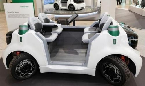 舍弗勒收购Paravan线控驱动技术 并成立合资公司0