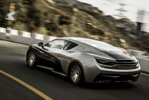 68.68万的国内首款纯电动跑车 你会买吗?1