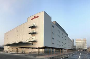 村田新能源(无锡)有限公司投资建设新工厂落成0