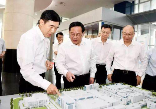 """中芯、中微和华力等齐心协力,将IC打造成""""上海制造""""代表0"""