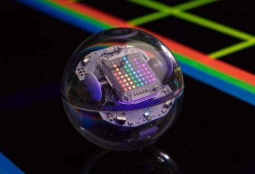 Sphero推出球形编程教学机器人Bolt0