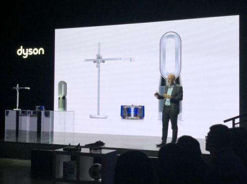 戴森发布首款灯具:自动调节色温 中国首发0