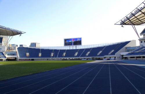 欧司朗光电半导体为国家奥林匹克中心户外大屏提供核心LED组件1