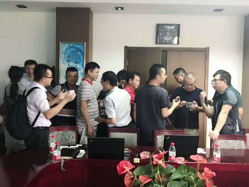 2018京津冀携手深圳企业供需见面会圆满结束2