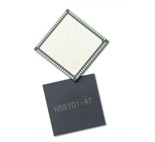 全球首款虹膜识别芯片!虹识技术乾芯QX8001成功流片2