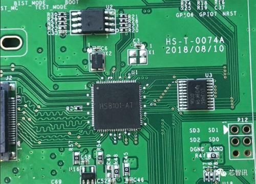 全球首款虹膜识别芯片!虹识技术乾芯QX8001成功流片1