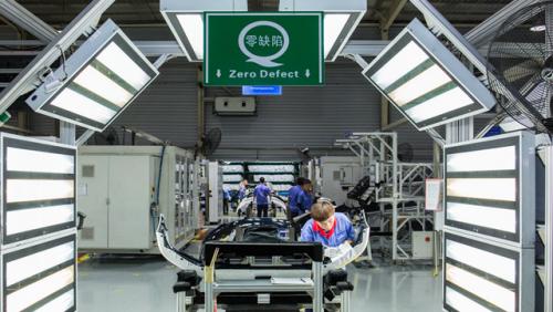 智能电动车供应链重构 自主零部件企业虎口夺食0