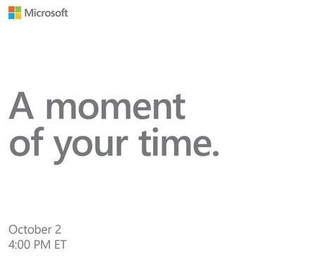 微软发布会即将到来  除了新产品会有惊喜出现吗?0