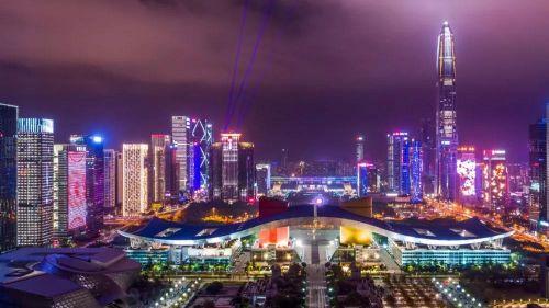 超百万人次观赏,深圳灯光秀下了多大成本?2