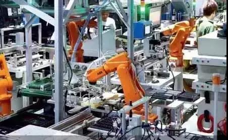 手机产业应用的9大工业机器人2