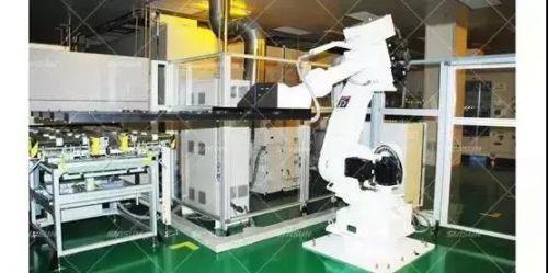 手机产业应用的9大工业机器人6