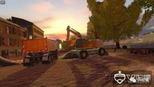 世界上最大的公路承包商Colas,使用VR进行安全教育6