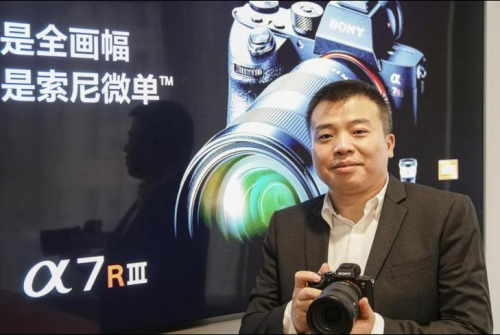 引领全画幅微单下一个十年 专访索尼中国高层0