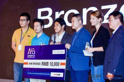 印度AR企业夺冠,2018亚洲智能硬件大赛在沪圆满落幕3