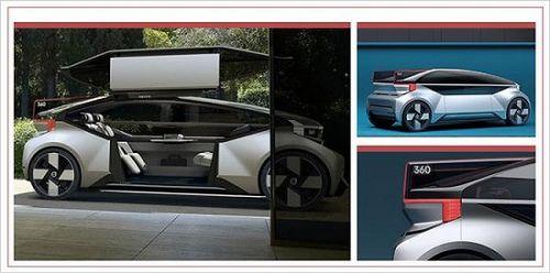 """自动驾驶理念将如何演变 中外设计师产生""""分歧""""2"""