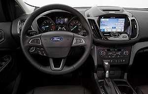 福特新专利可利用手机完成车辆转向操作0