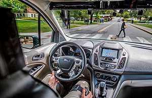 福特新专利可利用手机完成车辆转向操作7