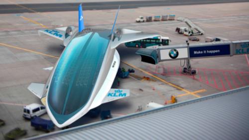 """侃爷忽悠川普的""""iPlane 1""""也许是未来空客发展方向1"""