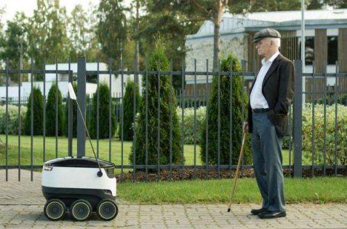 物流机器人生产工艺未来发展趋势盘点0