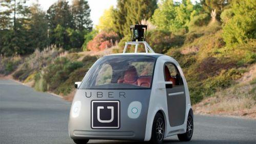 UBER欲出售无人驾驶部分股权 自动驾驶研发究竟有多烧钱0