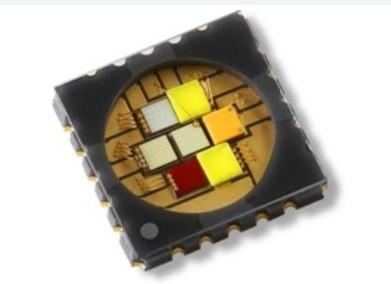 欧司朗LED Engin推出世界上第一个50W七芯LED发光器LZ7 Plus1