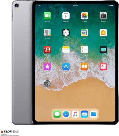 苹果新品发布会   时隔四年iPad再更新1