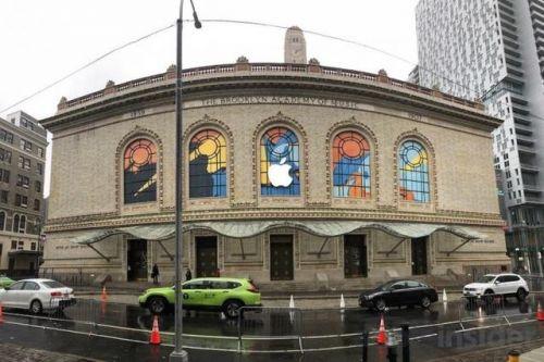 苹果新品发布会   时隔四年iPad再更新0