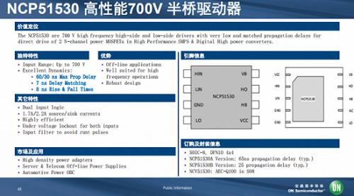 安森美半导体发布高密度 USB Type-C PD 电源适配器及供电(PD)方案6