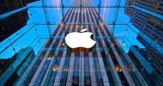 新品发售苹果市值却跌破万亿美元