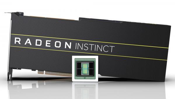AMD发布了全球首款7nm显卡1