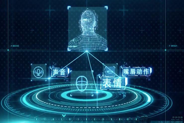 """打造新华社「AI合成主播」的""""分身术""""为何物2"""