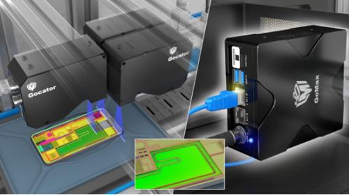 LMI Technologies公司  3D智能传感器助力智能制造4