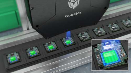 LMI Technologies公司  3D智能传感器助力智能制造3