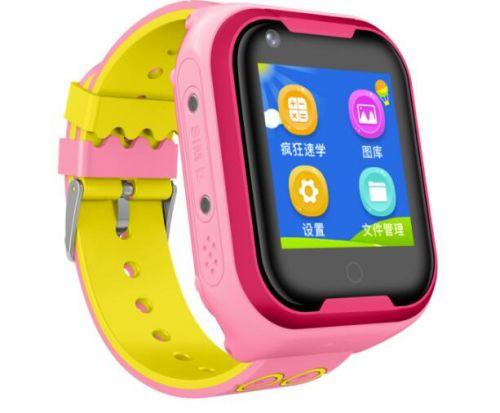 寒假过完了新学期开学 防水GPS儿童智能电话手表1