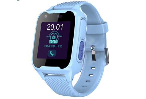 寒假过完了新学期开学 防水GPS儿童智能电话手表5