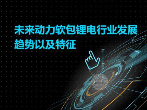 未来动力软包锂电行业发展趋势以及特征0